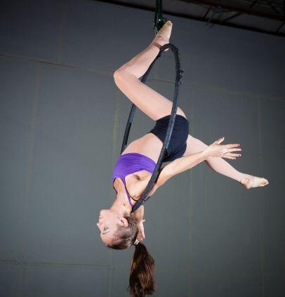 ¿Tienes problemas con el equilibrio? La danza aérea te ayudará a solucio...