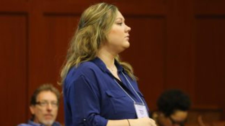 Shellie Zimmerman anticipó en una entrevista que atravesaba problemas ma...