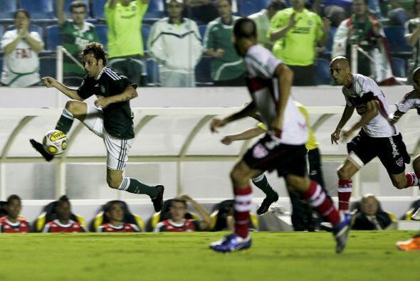 Hace un buen rato que el Palmeiras no logra un título, hay gran expectat...
