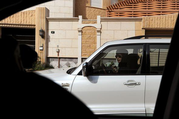 La mujer que fue condenada es Shayma Ghassaniya, quien fue detenida tras...