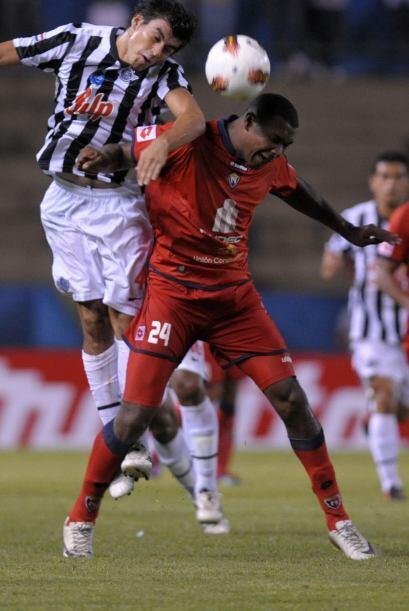 Otro ecuatoriano que llegó a los Leones Negros es Juan Anangon&oa...