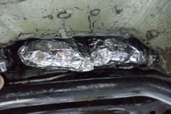 Otra mujer de Tucson, fue arrestado por llevar con ella 11 paquetes de m...