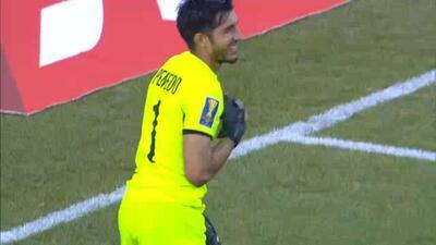 El héroe fue Jaime Penedo, quien detuvo el penal con el que Panamá avanzó a Semifinales