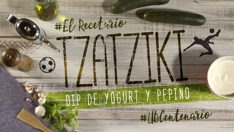 Tzatziki griego #UDCentenario (video)