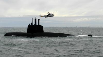 Encuentran el submarino argentino desaparecido hace un año con 44 tripulantes a bordo