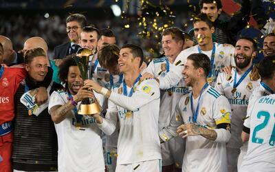 Real Madrid campeón del Mundial de Clubes
