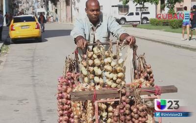 En peligro los 'carretilleros' en Cuba