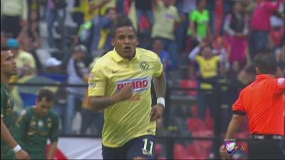 América 1 – Santos 0: Las Águilas vencieron con sufrimiento y falto de p...