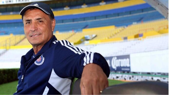 José Luis Real: Uno de los técnicos que más tiempo permaneció en el banq...