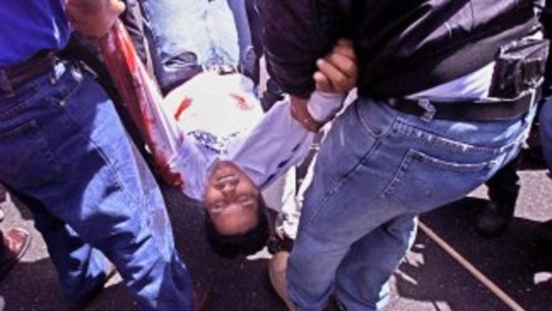 Al menos 10 presos han muerto en las últimas horas en la cárcel de Tocor...