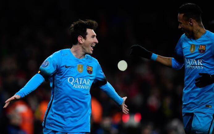 Así vivimos el Arsenal-Barça y el Juve-BM