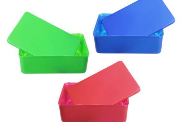 ¿Contenedores de plástico o de vidrio? Elige los primeros ya que, salvo...