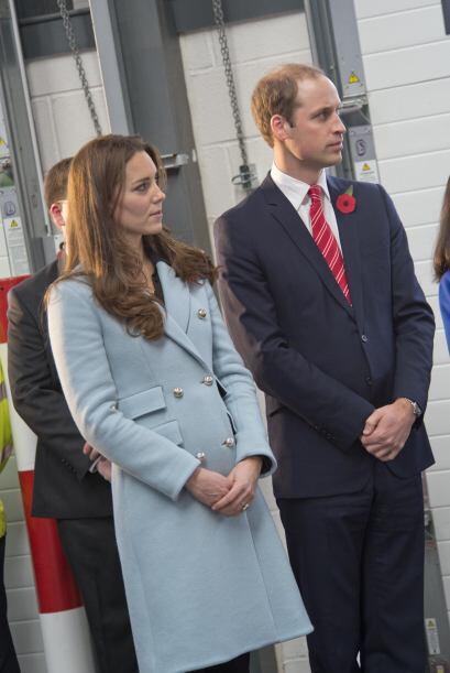 Kate lució bellísima, como siempre.
