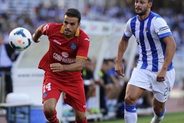 La Real Sociedad derrotó 2-0 al Getafe con gol y asistencia de Ca...