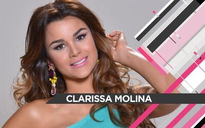 Clarissa Molina: 'Yo sí quiero la corona'