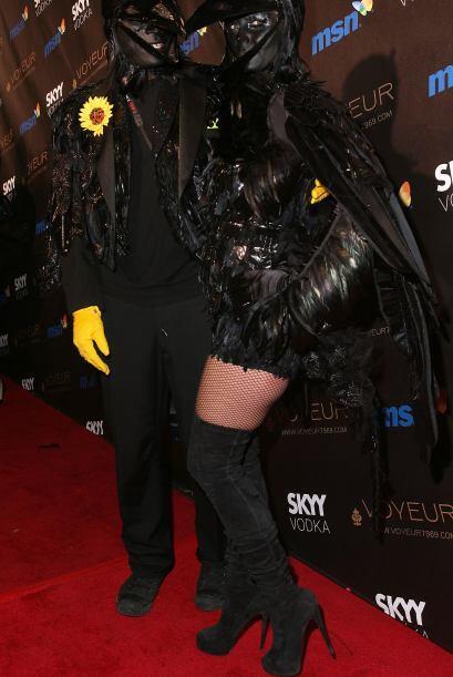 En el 2009, junto con su ex esposo Seal fueron una sexy y divertida pare...