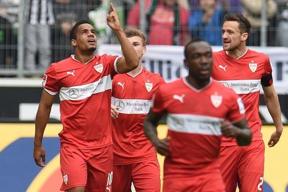 La posibilidad más viable es el Stuttgart de Alemania, el club ge...