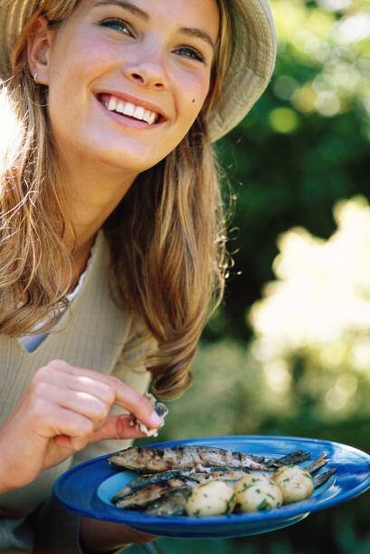 Sardinas. Deliciosas y nutritivas, las sardinas también podrían ayudarte...