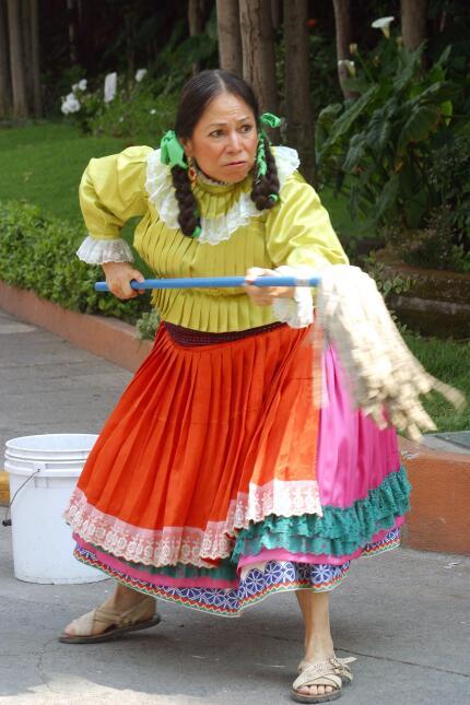 María Elena Velasco 'La India María'