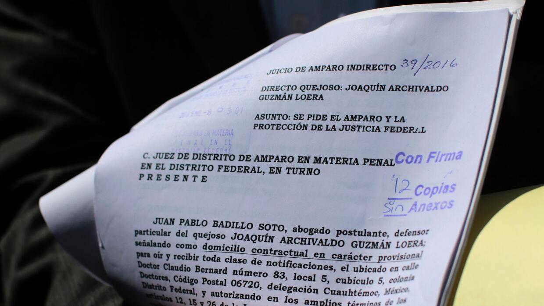 """Prohíben a abogado de """"El Chapo"""" entrar a El Altiplano GettyImages-50417..."""