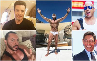 Todos estos famosos tienen 49 años, igual que Gianlucca Vacchi.