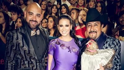 ¡De gala! 'El Bueno, La Mala y El Feo' y hasta la 'Gallina Vidente' en Premio Lo Nuestro 2018