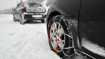 Ventajas y desventajas del uso de cadenas en las llantas de tu carro en invierno
