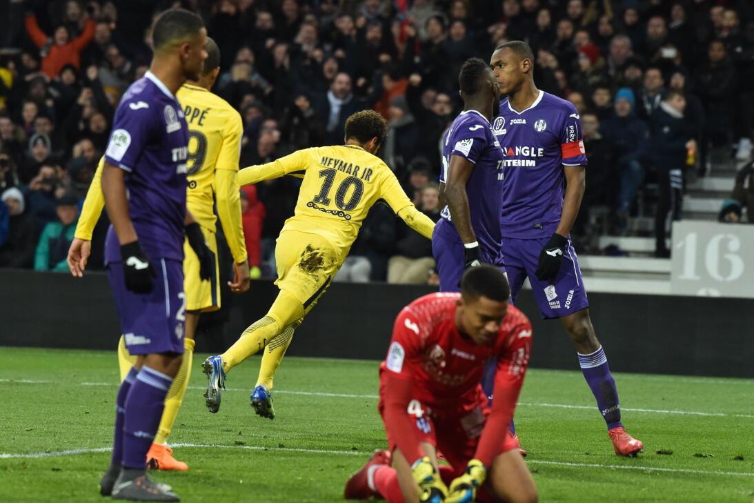El astro brasileño suma 19 dianas en lo que va de Ligue 1.