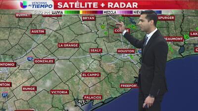 Ventana al Tiempo: Se pronostica un miércoles caluroso con alta humedad en Houston
