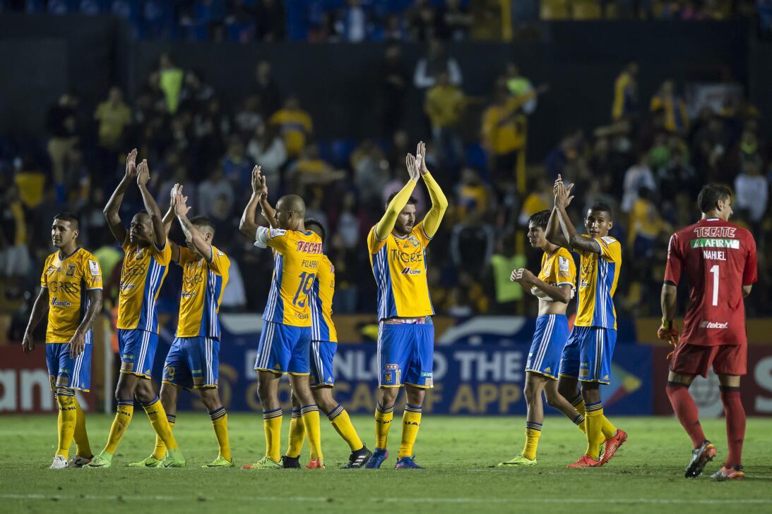 127. Tigres U.A.N.L. (México - Concacaf) / 111 puntos
