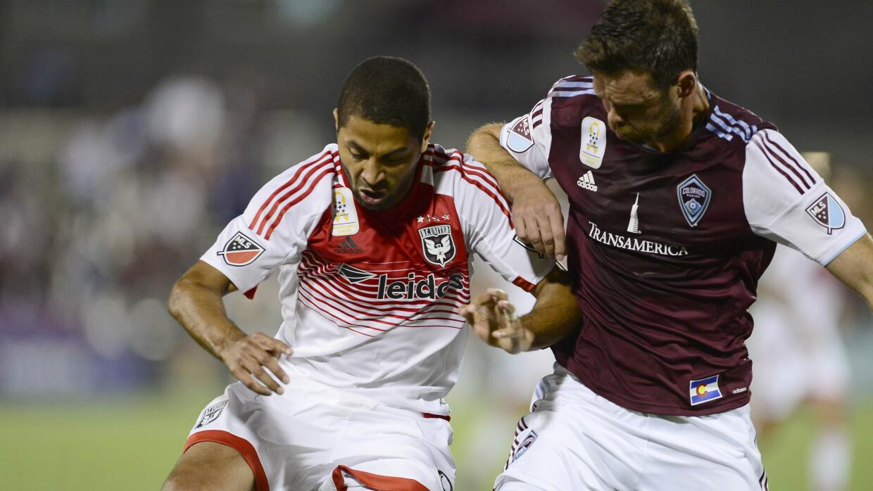 DC United vs Colorado Rapids
