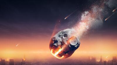 El paso de un asteroide cerca de la Tierra resucita mitos y profecías fatalistas