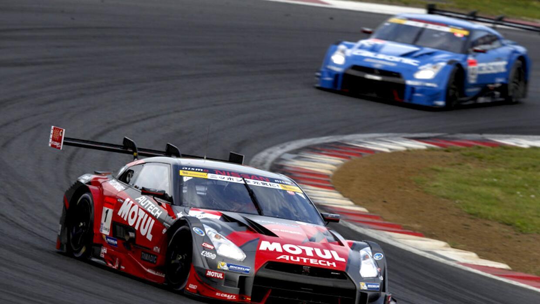 Nissan Motul Autech GT-R Super GT 500