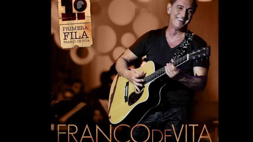 En 2011 llegó 'En primera fila', un acústico grabado en Miami en...