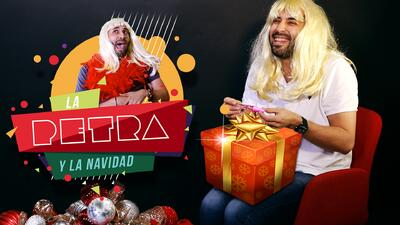 La Petra enloquece con los peores regalos de Navidad