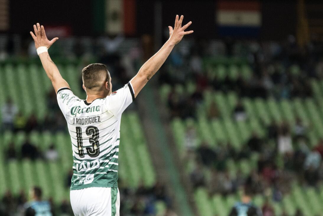 En fotos: Así queda la tabla general tras 14 jornadas en la Liga MX 01-s...