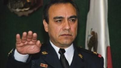 Julián Leyzaola.
