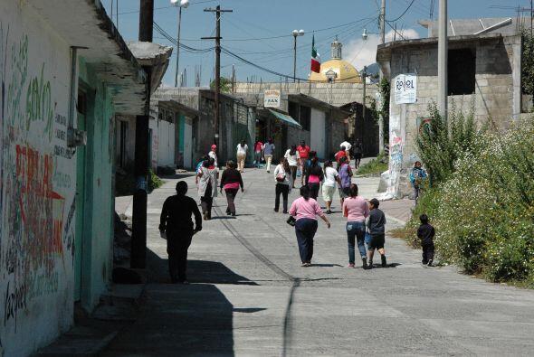 SANTIAGO XALITZINTLA DESAFÍA A LA FURIA DEL VOLCÁN POPOCAT...