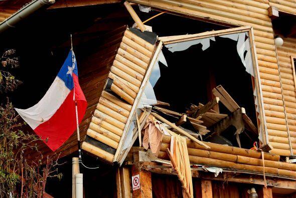 La potencia del terremoto fue 31 veces más fuerte que el devastador sism...