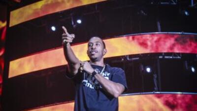 Ludacris en el Uforia Fest