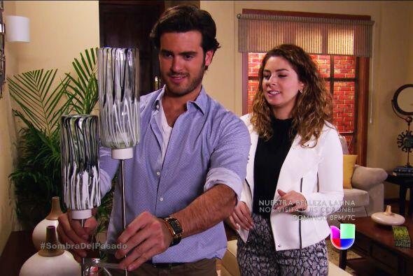 El día ha llegado Valeria, finalmente Cristóbal se entregará a tus besos.