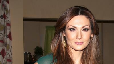 Nora Salinas celebra su cumpleaños alejada de su hijo