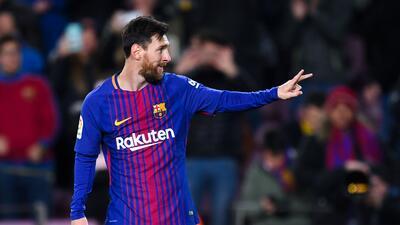 En fotos: Barcelona dio un golpe de autoridad con goleada al Celta en Copa del Rey