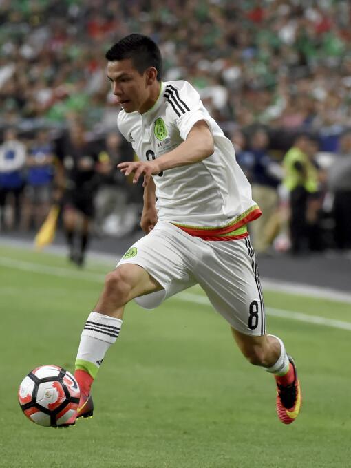 El talento de la LigaMX presente en la Copa América 10-GettyImages-53843...