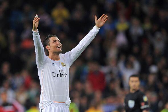 Cristiano (8): Después de su exhibición ante Osasuna con dos golazos rec...