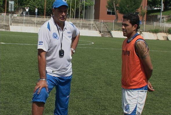 Sarulyte conoce a los jugadores pues trabajó como asistente en Alianza y...