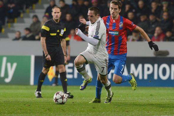 Los bávaros ya pensaban en un partido complicado, pero vaya que si les c...