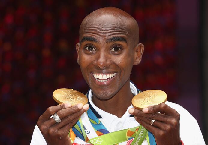 Gran Bretaña es el primer país que gana más medallas cuatro años después...