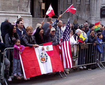 El desfile de la Hispanidad se ha vuelto una tradición compartida por to...