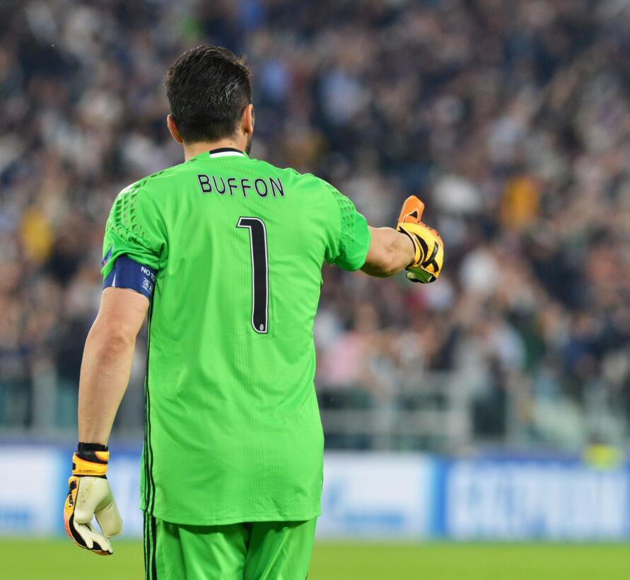 Juventus hizo fiesta contra Barcelona en la Champions League 63627544609...